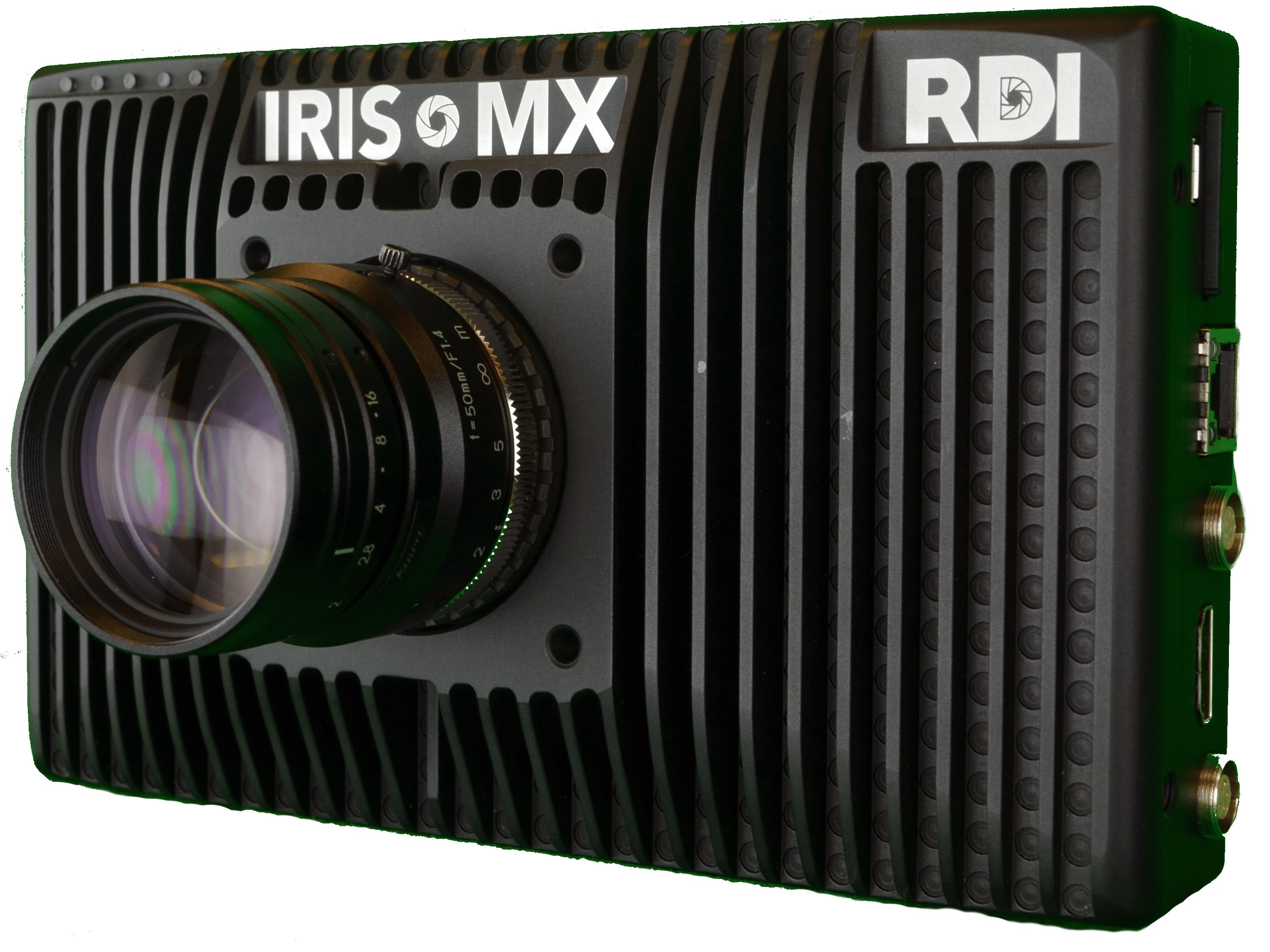 Complete Iris MX system