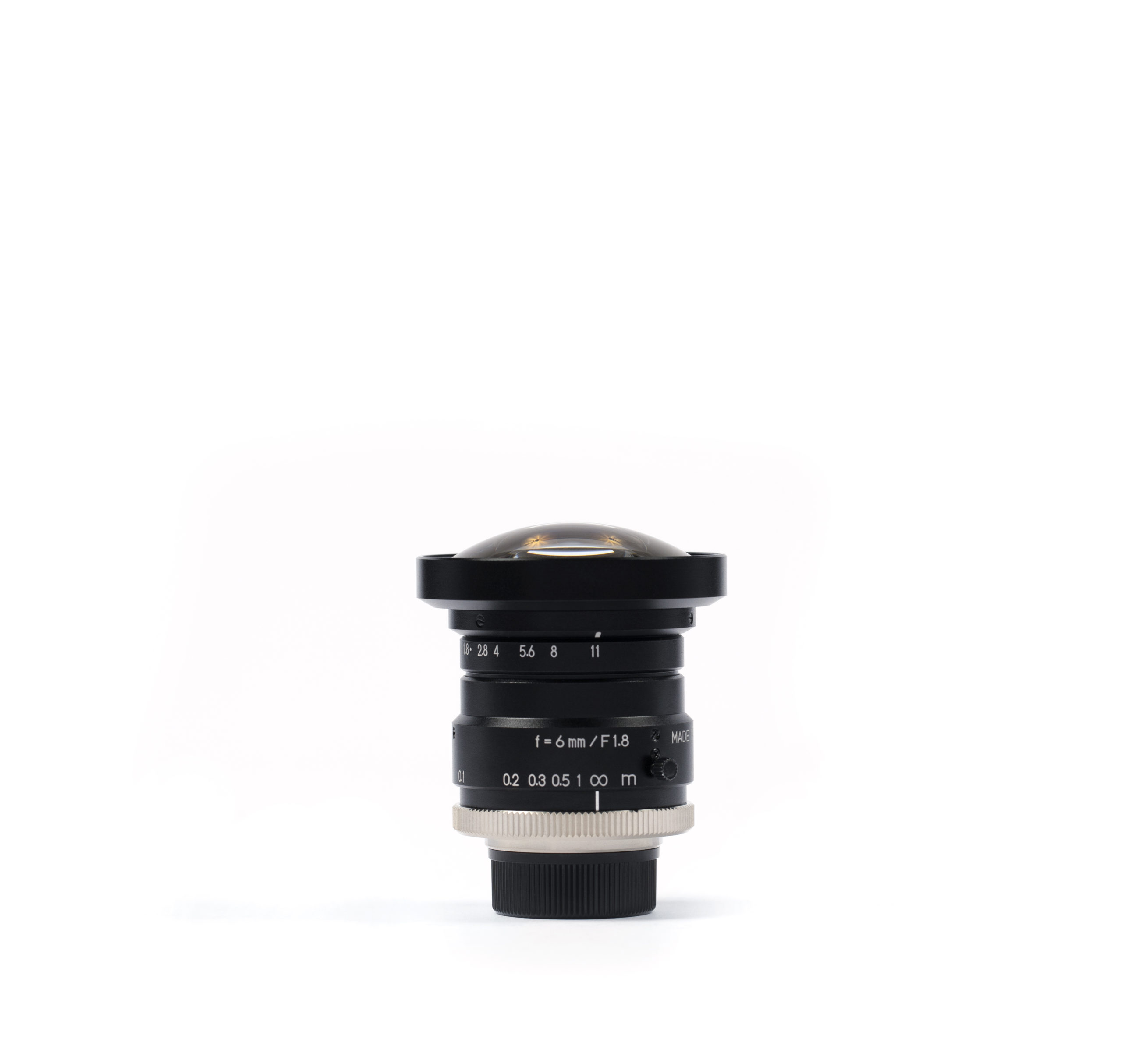 6mm lens