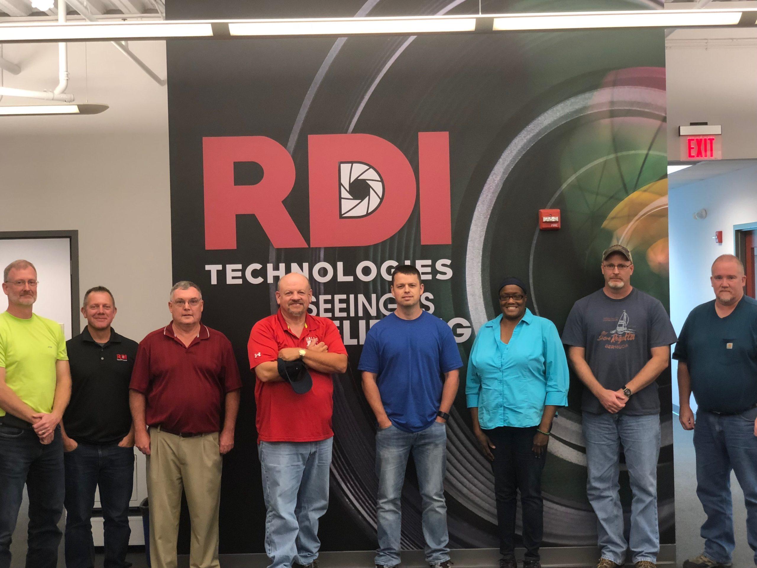 Oak Ridge National Laboratory Training Class