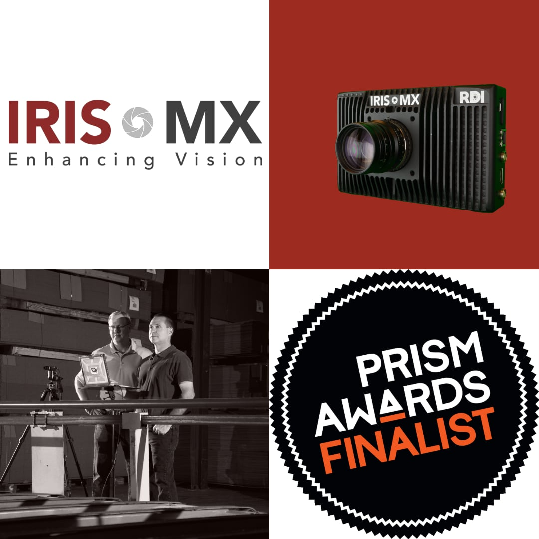 Iris MX Prism Award