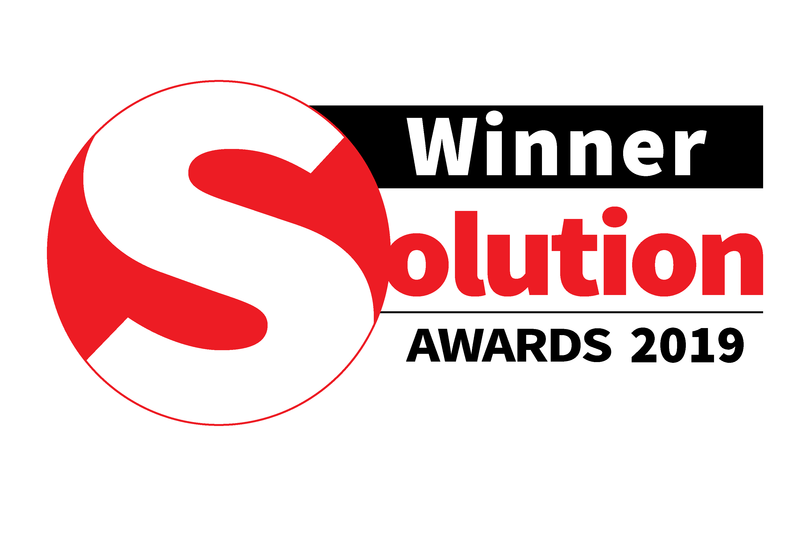 Solutions Awards Winner 2019
