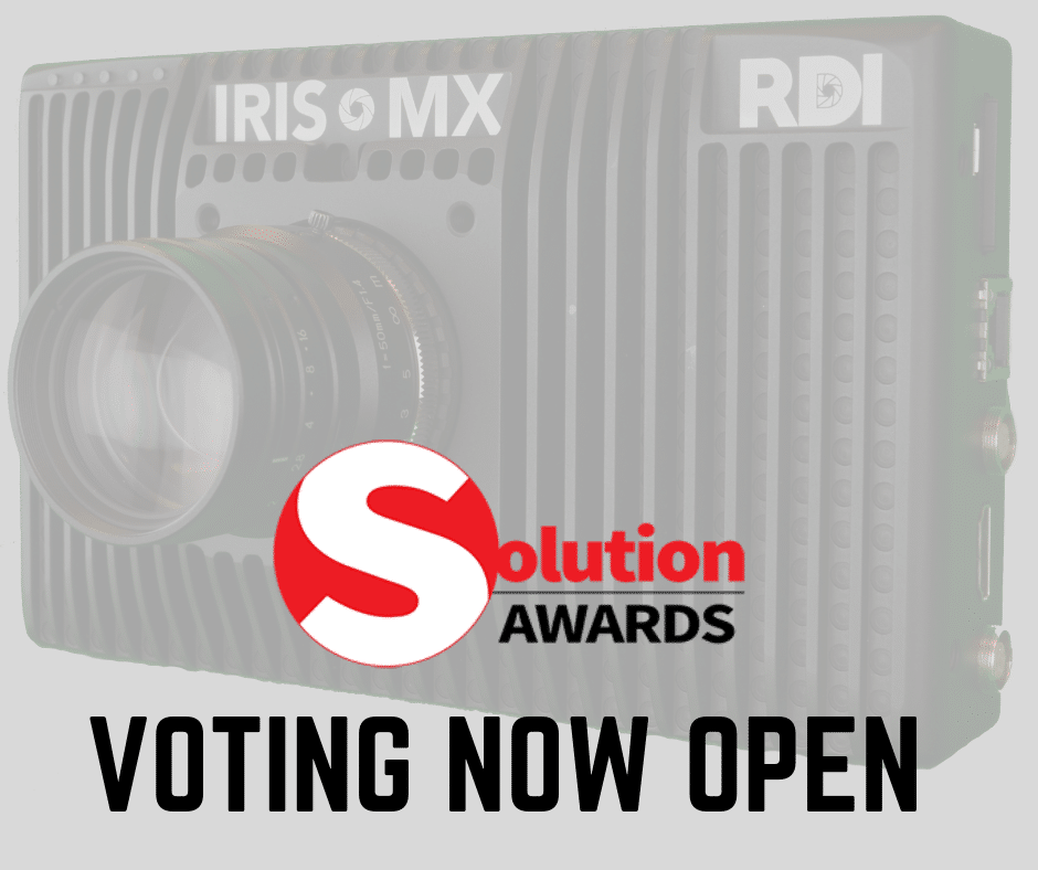 Solutions Award Image