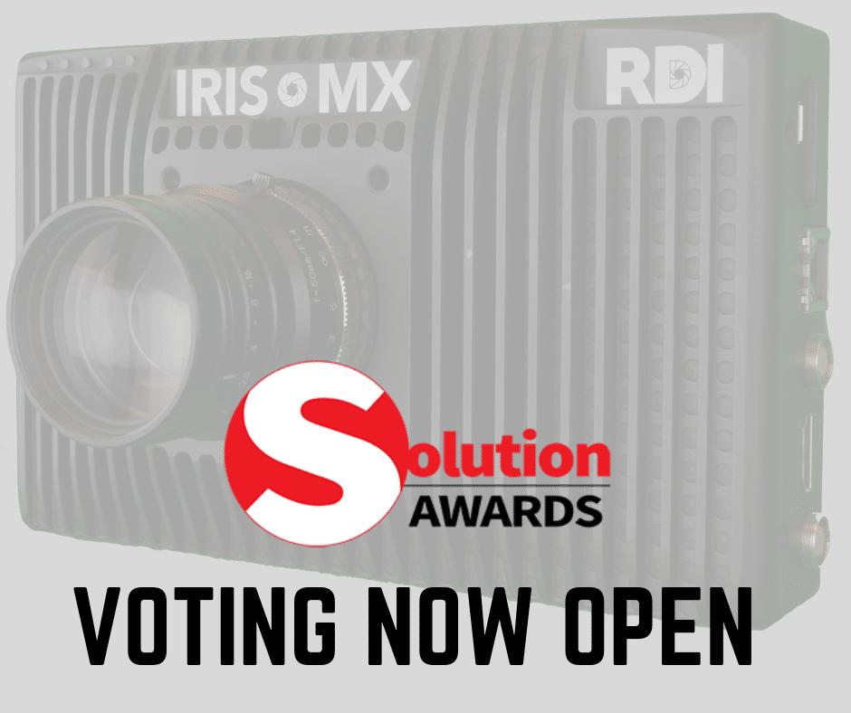 Solutions Award Image
