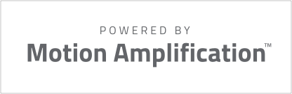 Motion Amplification® logo